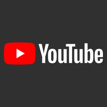 youtube full color dark logo www.Modernera.ir  450x450 - وکتور لوگو یوتیوب قرمز و سفید | Youtube Logo