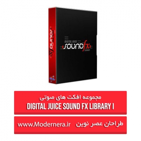 Digital Juice Sound FX Library I 450x450 - مجموعه افکت صوتی Digital Juice Sound FX Library I
