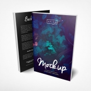 093 1 5.5x8.5 Front and Back Paperback Book Mockup COVERVAULT www.Modernera.ir  180x180 - موکاپ کتاب / 093